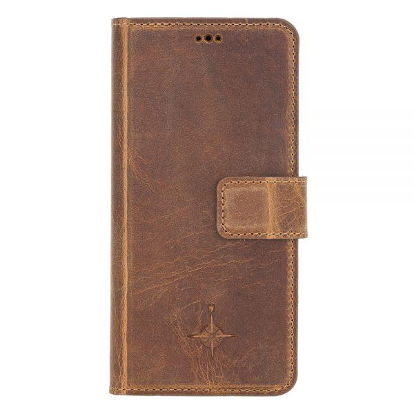 Samsung Galaxy S20 – Detachable wallet case – Villa Cruoninga Cognac